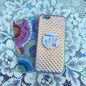 iPhone 6 Cases & Popsockit